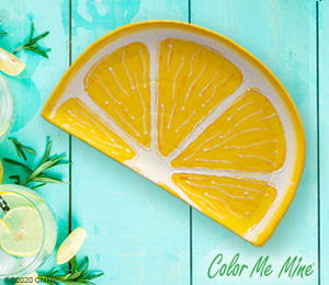 Virginia Beach Lemon Wedge