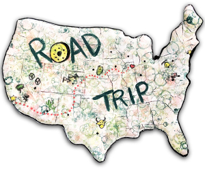 Virginia Beach Family Road Trip!
