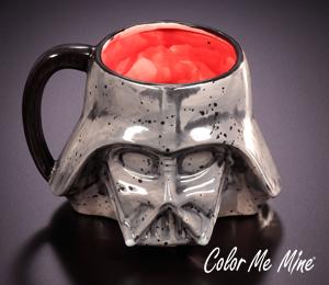 Virginia Beach Darth Vader Mug