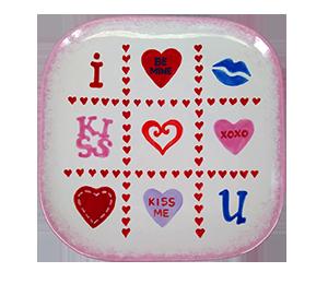 Virginia Beach Valentine's Tic Tac Toe