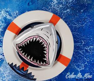 Norfolk Shark Attack!