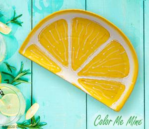 Norfolk Lemon Wedge