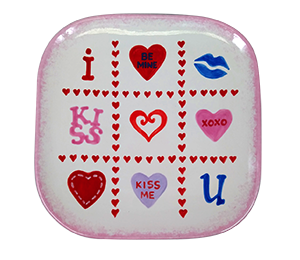 Norfolk Valentine's Tic Tac Toe