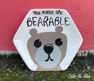 Norfolk Bearable Plate