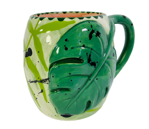 Norfolk Monstera Mug