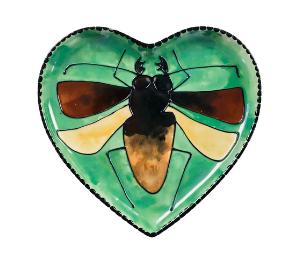 Norfolk Titan Beetle Plate